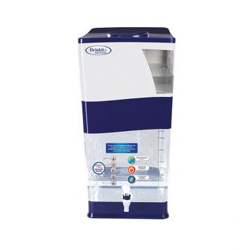 Drinkit Advanced Water Purifier -Blue