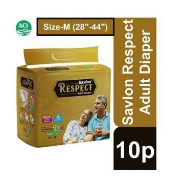 ACI Savlon Respect Adult Diaper - M (28