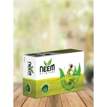 Neem Original Olive & Aloe Vera Soap 100gm