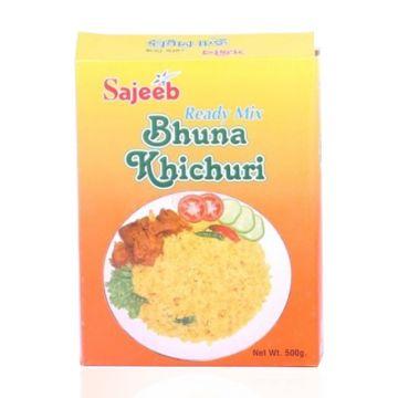 Sajeeb Ready Mix Bhuna Khichuri - 500gm