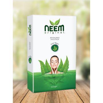 Neem Original revitalizing Face Pack 100g