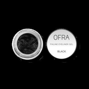 Ofra - FixLine Eyeliner Gel - Black