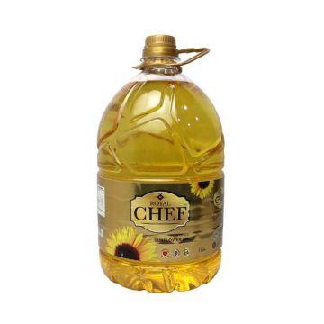 Royal Chef Sunflower Oil - 5 Ltr