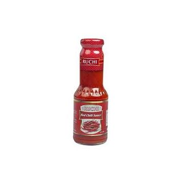 Ruchi Red Chili Sauce - 5 Kg