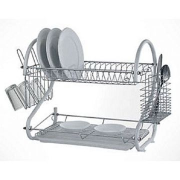 Layer Dish Drainer Rack