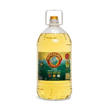 Rupchanda Soyabean Oil - 8Ltr