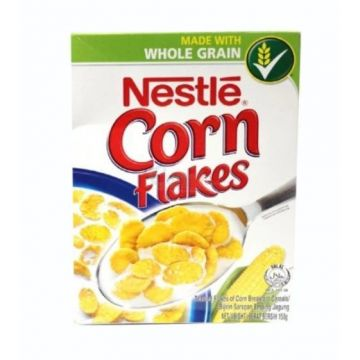 Nestlé Corn Flakes Breakfast Cereal Box - 275 gm