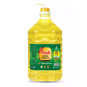 Fresh Soyabean  Oil 5 ltr