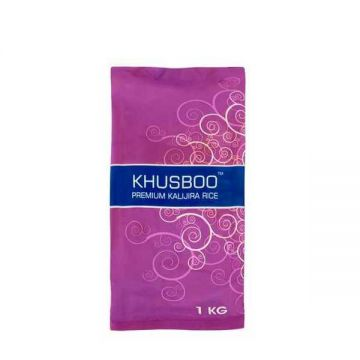 Khusboo Premium Kalijira Rice -1kg