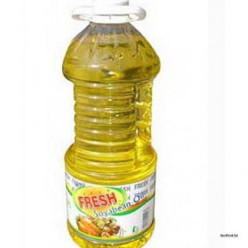 Fresh Soyebean Oil 3 ltr