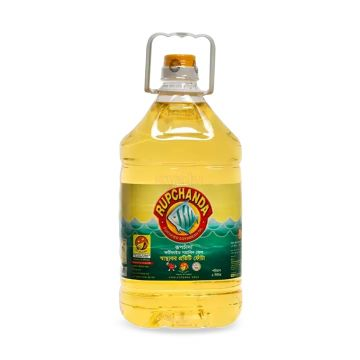Rupchanda Soyabean Oil - 5Ltr