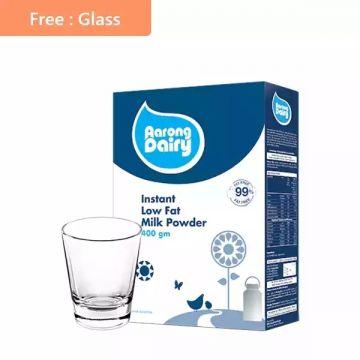 Aarong Instant Low Fat Milk Powder - 400 gm