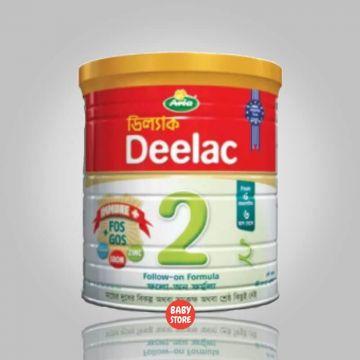 Deelac 2 Follow On Formula (From 6 Months) - 400 gm