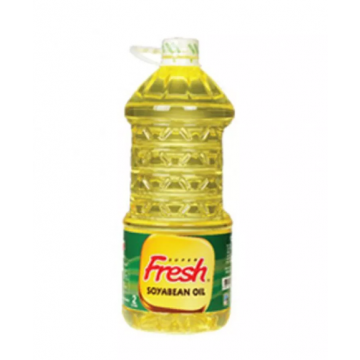 Fresh Soyebean Oil 2 ltr