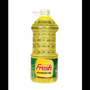 Fresh Soyebean Oil 2 ltr
