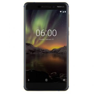 Nokia 6.1 2018 Blue/Gold