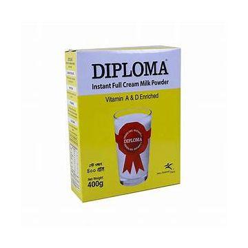 Diploma Full Cream Milk Powder - 400 gm
