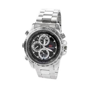 Spy Smartwatch -  Silver