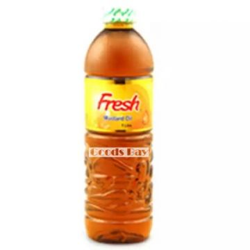 Fresh Mustard Oil 1 ltr