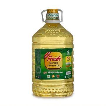 Fresh Soyabean Oil - 5 Ltr