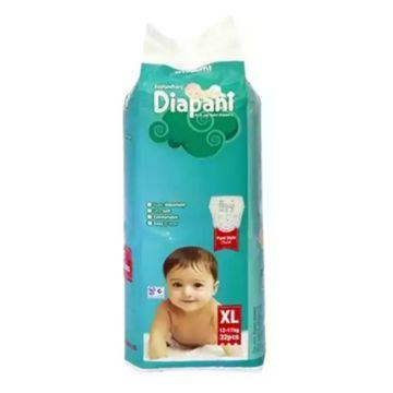 Bashundhara Baby Diaper - XL - Size (24 Pcs)