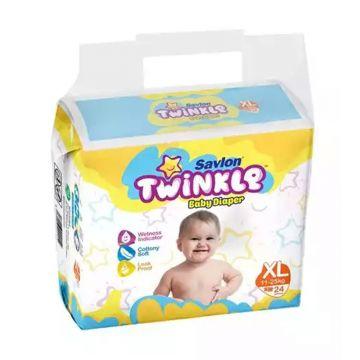 Twinkle Baby Diaper - XXL - 24 pcs