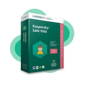 Kasper sky Safe Kids Protection - 1 User - 3 Mobile - 1 Year