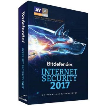 Internet Security 2017 - 1 PC - 1 Year