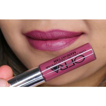 Ofra - Long Lasting Liquid Lipstick - Manhattan