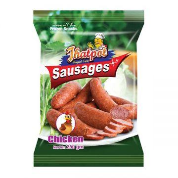 PRAN Jhatpot Chicken Sausage 250gm 5500001586