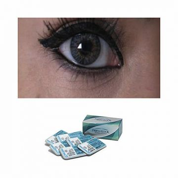 Fresh Look Contact Lens - Grey-1
