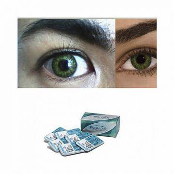 Fresh Look Contact Lens - Gemstone Green