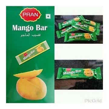 PRAN Mango Bar 14gm Poly 5500000019
