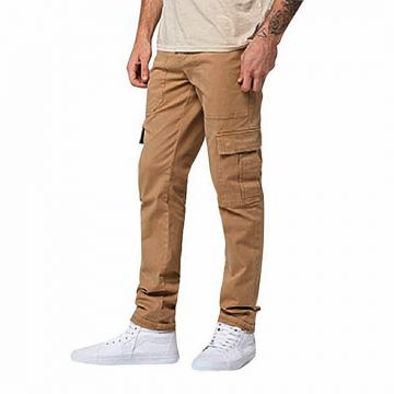 Biscuit Twill Casual Gabardine Pant For Men