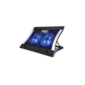2051 Double Fan Laptop Cooling Pad 14