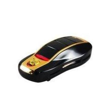 Car Shaped High Speed Multi-functional Card Reader - Black
