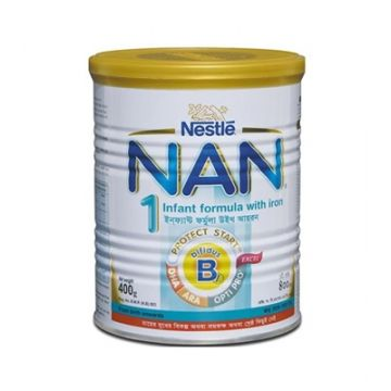 Nestle NAN-1 400 gm Tin 1500000035