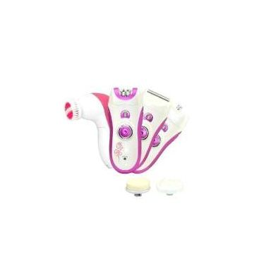 Lady Beauty Set 6 in 1 - White & Pink