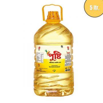 Pusti Soyabean Oil 5 ltr.(ORP - 3DAL)