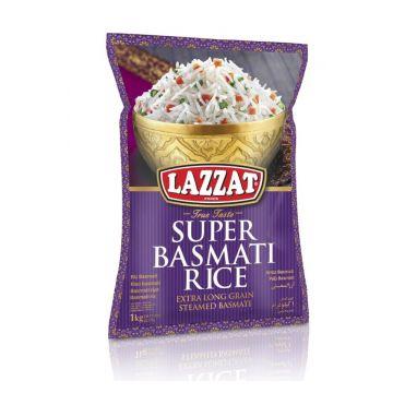 Lazzat Super Basmati Rice -1kg
