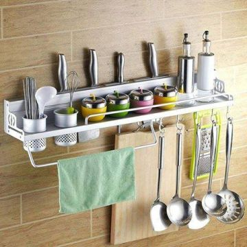 Stylish Kitchen Shelf