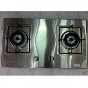 Gas Cooker Double Burner S/S - OGC601B