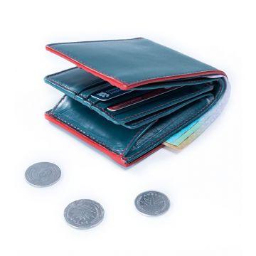 Genuine Leather  Wallet-DVN0003