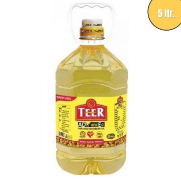 Teer Soyabean Oil 5 ltr (ORP - 3DAL)