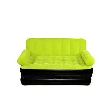 Royal Home Inflatable Sofa Bed  - Green