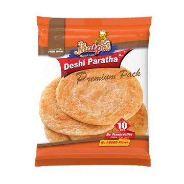 Jhatpot Deshi Parata 10pcs Premium Pack 5500000702