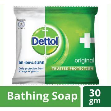 Dettol Original Bathing Bar Soap - 30 gm