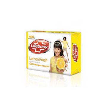 Lifebuoy Soap Bar (Lemon Fresh) -100 gm
