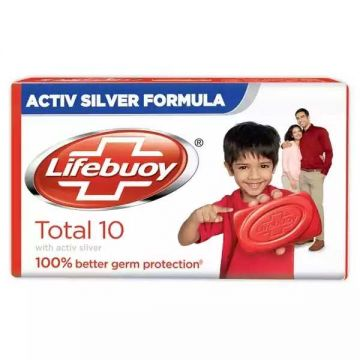 Lifebuoy Soap Bar Total -100 gm