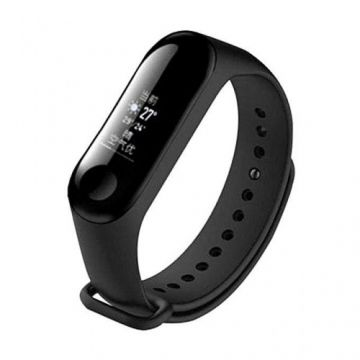 Mi Band 3 Replace Wristband - Black